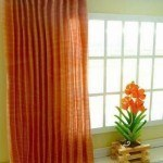 Curtains: Pleated or Puddle