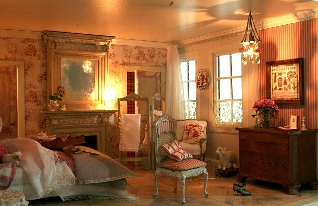 Dollhouse Decorating | Miniature Decorating Ideas |Articles on ...