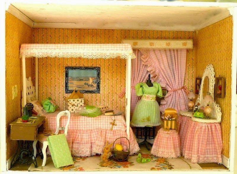 Easter Room Box