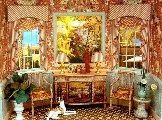 Curtains 3 Tricks To Disguise Window Size Dollhouse