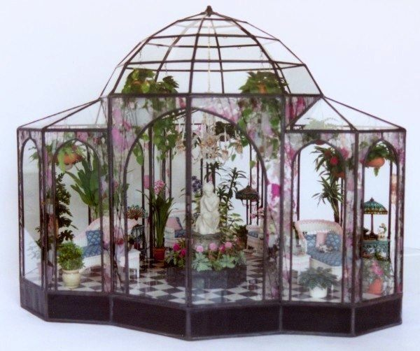 Lady Jane Room Boxes Dollhouse Decorating
