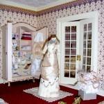 Alicia's White Gown