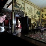 Spring Cleaning at the Nostell Priory Dollhouse