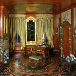 Sara Rothe Painted Room