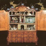 Amazing Dollhouses: Sara Rothe, The Other Cabinet Dollhouse
