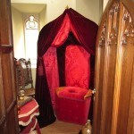 Tudor Dollhouse Toilets