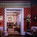 Victorian Dollhouse Wallpaper