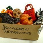 Dollhouse Halloween Decorations