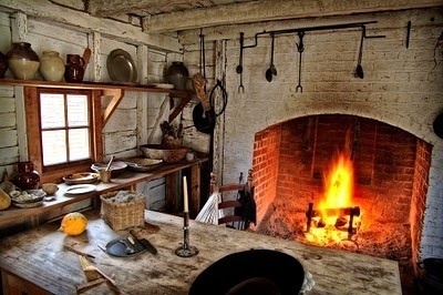 Colonial Kitchens