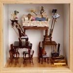 miniature-dream-rooms-dominic-Wilcox