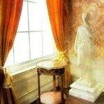 Josje Bouwt: Louis XVI Parquetry Gueridon