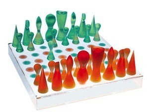 Kaleidoscope house dollhouse decorating - Karim rashid chess set ...