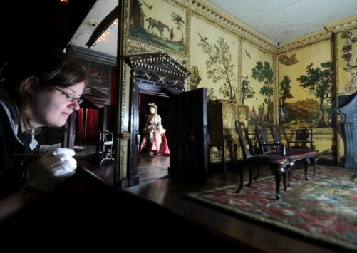 nostell-priory-chippendale-dolls-house-cleaning
