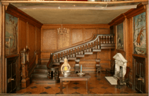 nostrell-priory-dollhouse-chippendale-entrance-hall