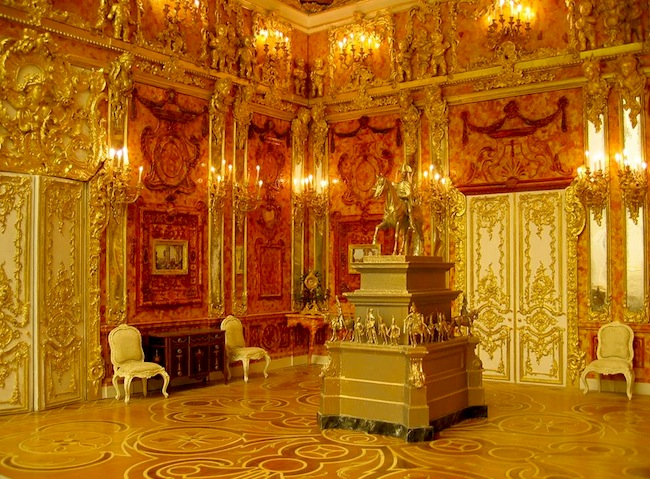 robert-dawson-catherines-palace-amber-room