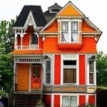 Victorian Painted Ladies