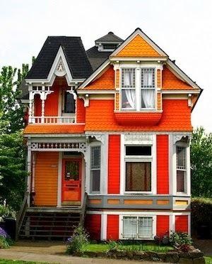Orange-Victorian