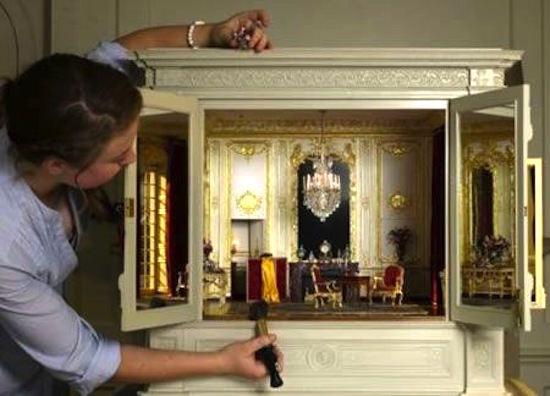 3 Versailles Miniatures 4 Great Artisans Dollhouse