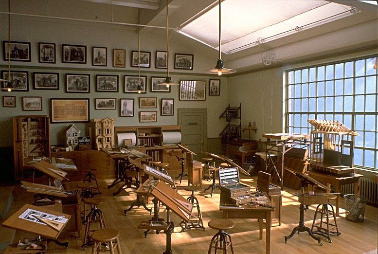 william-robertson-drafting-classroom