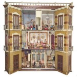 Spanish Mansion Dollhouse