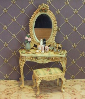 Victorian Dollhouse Furniture Dollhouse Decorating