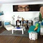Megan Hornbecker, Miniaturist