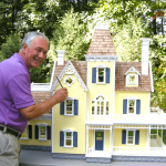Mansard Roofs On Dollhouses