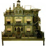 Mexican Mansion Dollhouse