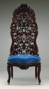 mid-victorian-furniture-naturalistic-slipper-chair