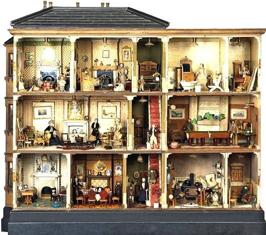 Dollhouse Decorating | Miniature Decorating Ideas |Articles on ... on art house design, 2d house design, house structure design, box structure design, support structure design, solidworks house design, manufacturing house design, classic house design, radiant heating installation and design, fab house design, autocad 3d design, engineering house design, building structure design, japanese tea house design, top house design, technical drawing and design, business house design, cnc house design, architecture house design, google sketchup house design,