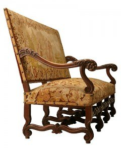 baroque-furniture-french-settee-louis-XIV