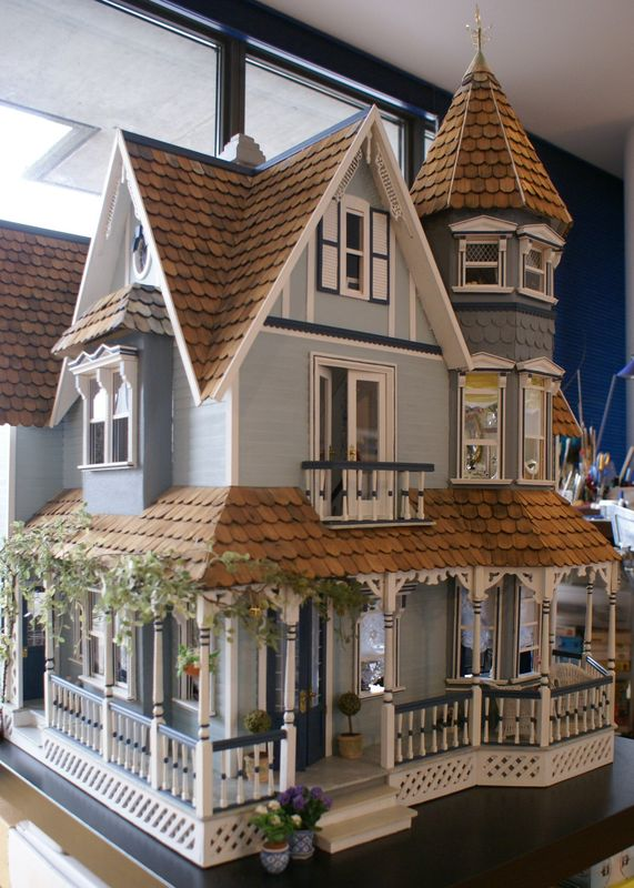 Humpty Dumpty House Harry Potter Dragons Dollhouse Decorating