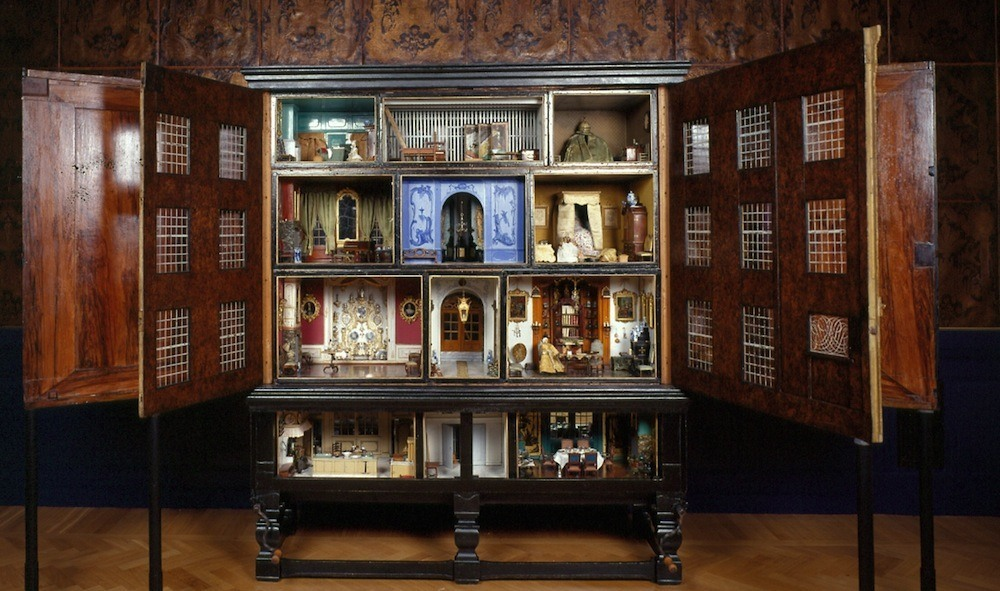 Sara Rothe Two Dollhouses Not Enough