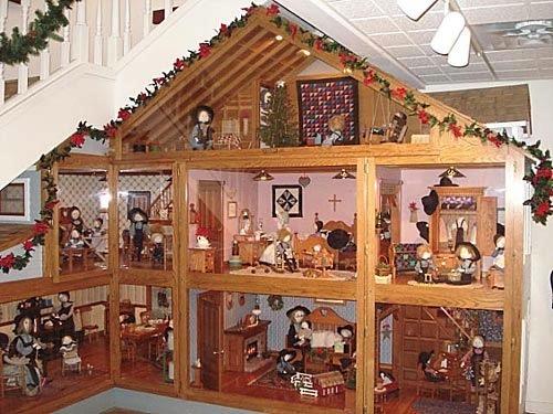 Tudor Dollhouse Under The Stairs Dollhouse Decorating