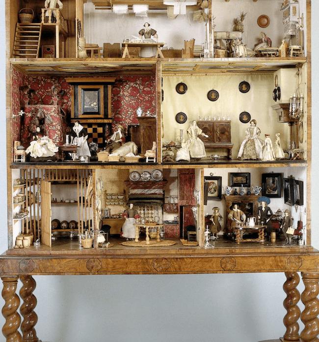 Rijksmuseum Of Amsterdam Dollhouse Decorating