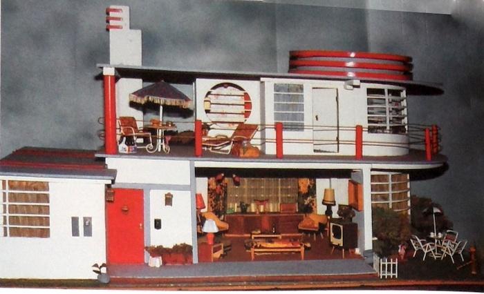 Art Deco Needs More Love Dollhouse Decorating