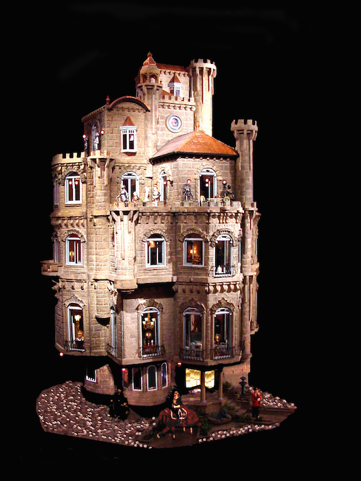 Elaine Diehl Master Artisan Dollhouse Decorating