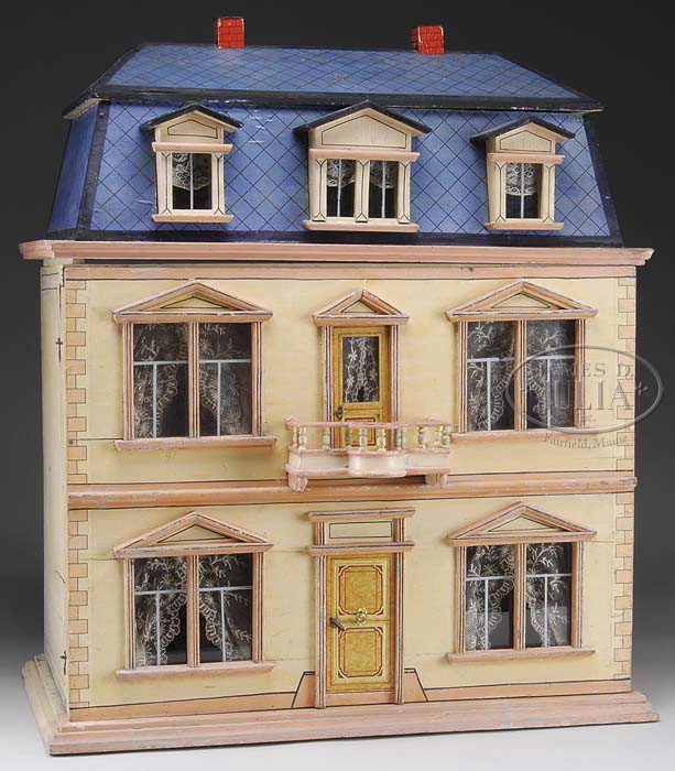 Christian Hacker Dollhouses Dollhouse Decorating